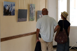 Exposition Les Silences du Ventoux (Vaucluse)