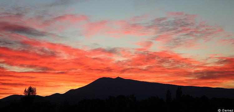 Ventoux photos galerie de laurent gernez photographe - Lever et coucher du soleil bruxelles ...